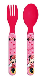 Minnie Mouse bestek set