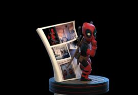 Deadpool 4D Q-Fig Diorama