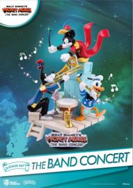 The Band Concert Walt Disney PVC Diorama
