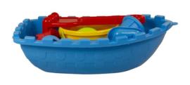 Boot Blauw 7 delig