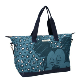 """Mickey Mouse Shopper """"Move with Love"""""""