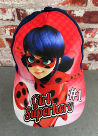 "Miraculous Ladybug Cap  ""Girl Super Hero"""