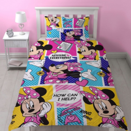 Minnie Mouse (Disney) dekbedovertrek
