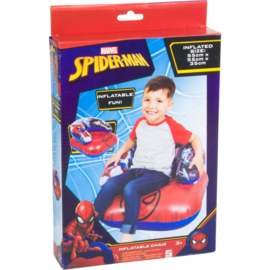 Spiderman (Marvel) opblaasbare stoel
