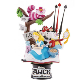 Alice in Wonderland PVC Diorama