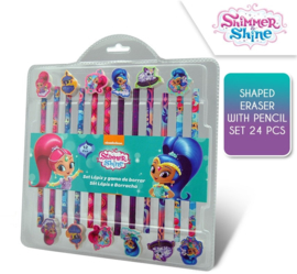 Shimmer and Shine schrijfwaren set