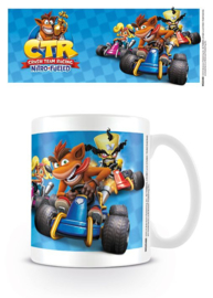 Crash Bandicoot: Crash Team Racing - Race Mug
