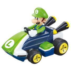 Super Mario 2.4GHz Mario Kart (TM) Mini RC, Luigi