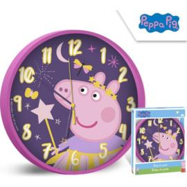 Peppa Pig wandklok