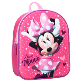 Minnie Mouse 3D rugzak Strong Together