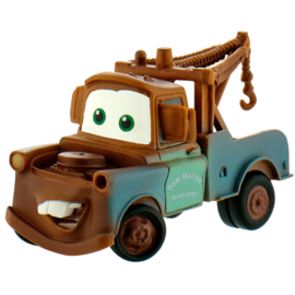 Cars 3 Disney collectible beelje Takel (Mater)