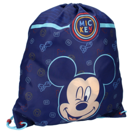 "Mickey Mouse gymtas/zwemtas ""Be Kind"