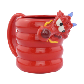 Mulan (Disney) Mushu Shaped Mug