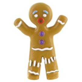 Shrek collectible beeldje Gingerbread man
