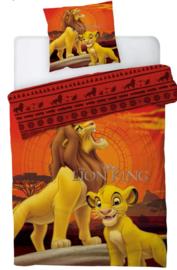 "The Lion King Dekbedovertrek ""Mufasa & Simba"""