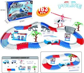 Politie racebaan 163-delig