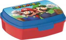 Super Mario lunch box Mario & Luigi