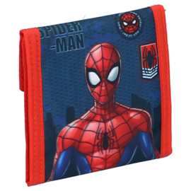 """Spiderman Portemonnee """"Be Strong"""""""