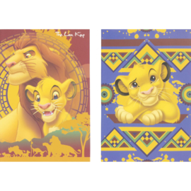 Lion King Notitieboekje