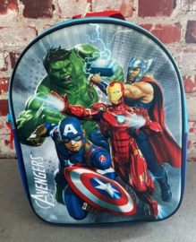 Avengers (Marvel) 3D rugzak The Hulk, Iron Man, Thor & Captain America