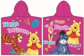 Winnie the Pooh, Ioor, Tijgertje  & Knorretje poncho