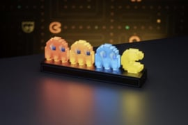 Pac-Man and Ghosts lamp
