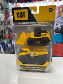 CAT machines 2-pack