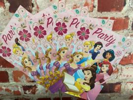 Princess Uitnodigingskaarten