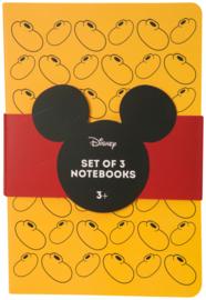 Mickey Mouse Schriften A5