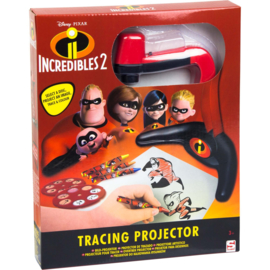 Incredibles 2 projector