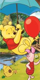 Winnie the Pooh & Knorretje strandlaken
