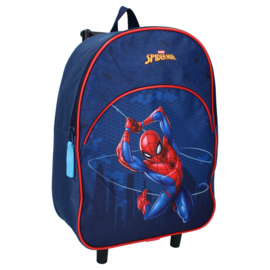 """Spiderman (Marvel) Trolley """"Be Strong"""""""