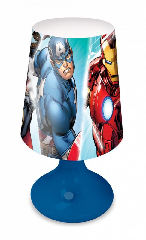 Avengers (Marvel) led tafellamp