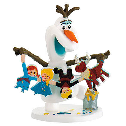 Frozen Disney collectible beeldje Olaf