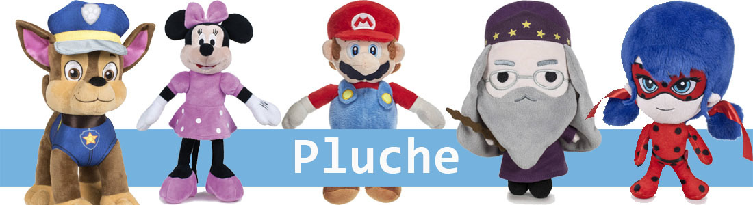 Pluche knuffels, harry potter, paw patrol, mario, minnie, mickey, disney,