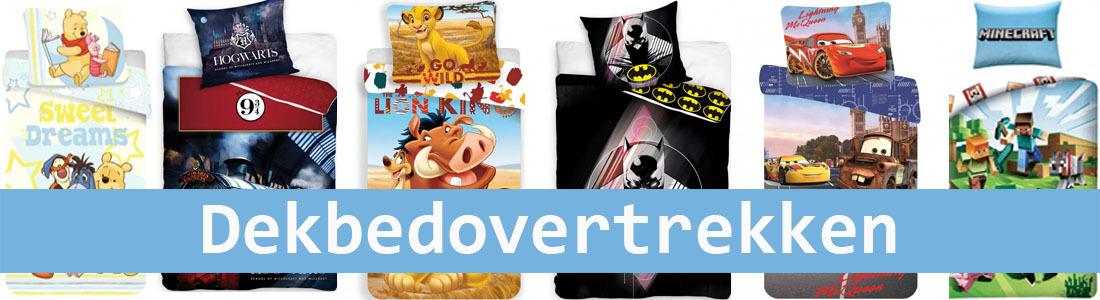 Dekbedovertrek Disney, Cars, Avengers, Batman, Frozen 2, Spiderman, lion king,miraculous,star wars
