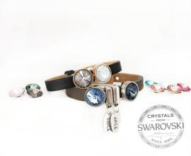 Swarovski Bracelet zilver