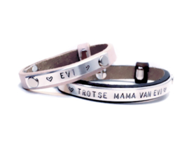 Mommy Bracelet + 1x Kinderarmbandje