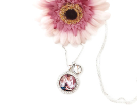 Diamond Swarovski fotoketting