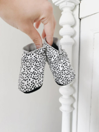 Baby slofje Dots