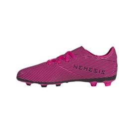 Adidas NEMEZIZ 19.4 FxG Junior  SHOPNK/CBLACK/SHOPNK