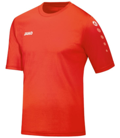 JAKO Shirt Team KM Flame Junior
