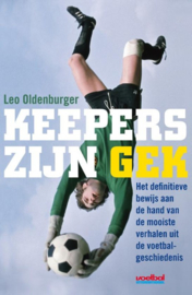 BOEK: KEEPERS ZIJN GEK - LEO OLDENBURGER