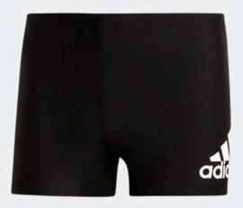 Adidas Badge Fitness Zwemboxer zwart Heren