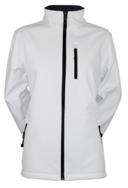 Campri Softshell Ladies Wit
