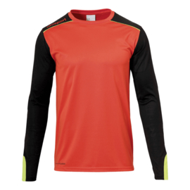 TOWER GOALKEEPER SHIRT LONGSLEEVED dynamic orange/black/fluo