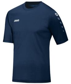JAKO Shirt Team KM Navy Junior
