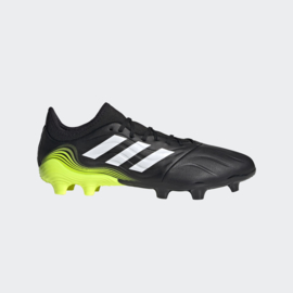 Adidas Copa Sense.3 FG CBLACK/FTWWHT/SYELLO