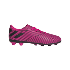 Adidas NEMEZIZ 19.4 FxG Junior  SHOPNK/CBLACK/SHOPNK