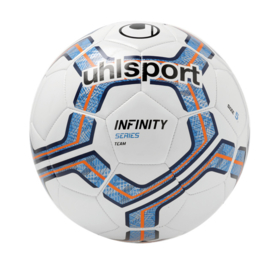 INFINITY TEAM WHITE/NAVY/FLUO RED